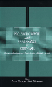Pro-Poor Growth and Governance in South Asia