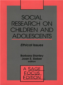 Social Research on Children and Adolescents