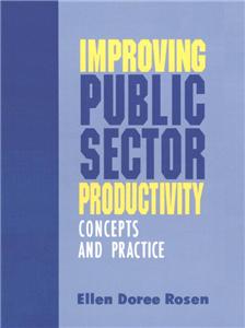 Improving Public Sector Productivity