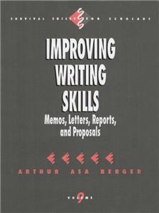 Improving Writing Skills