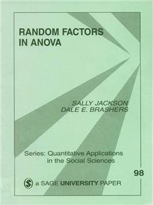 Random Factors in ANOVA
