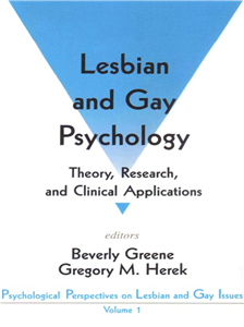 Lesbian and Gay Psychology