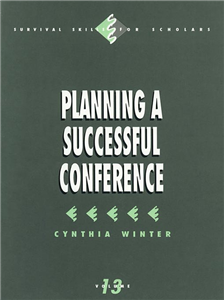 Planning a Successful Conference