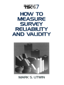 How to Measure Survey Reliability and Validity