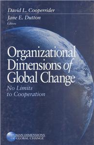 Organizational Dimensions of Global Change