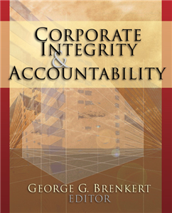 Corporate Integrity and Accountability