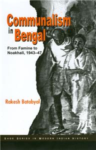 Communalism in Bengal