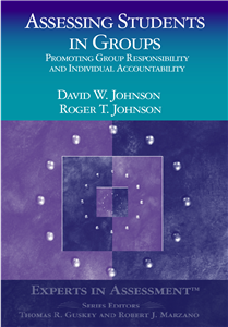 Assessing Students in Groups