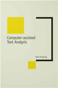 Computer-Assisted Text Analysis