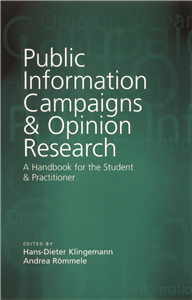 Public Information Campaigns and Opinion Research