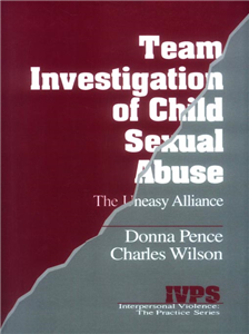 Team Investigation of Child Sexual Abuse