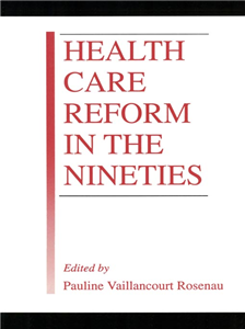 Health Care Reform in the Nineties