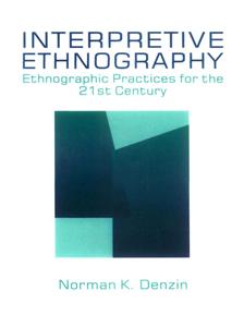 Interpretive Ethnography