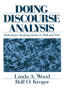 Doing Discourse Analysis