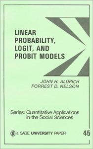 Linear Probability, Logit, and Probit Models