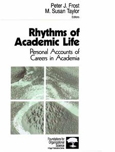 Rhythms of Academic Life