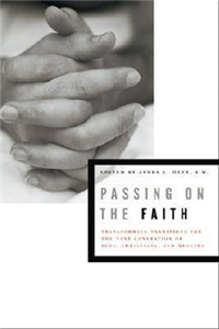 Passing on the Faith