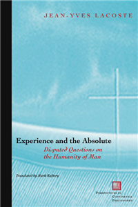 Experience and the Absolute