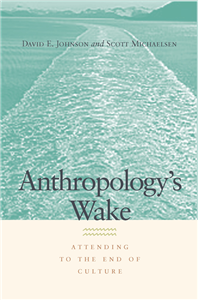 Anthropology's Wake