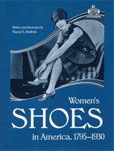 Womens Shoes in America 1795-1930
