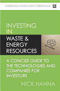 Investing in Waste & Energy Resources