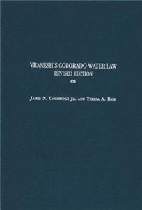 Vranesh's Colorado Water Law