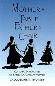 Mother's Table Father's Chair