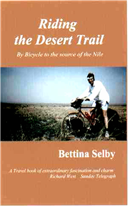 Riding the Desert Trail