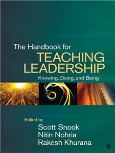 The Handbook for Teaching Leadership
