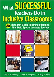 What Successful Teachers Do in Inclusive Classrooms