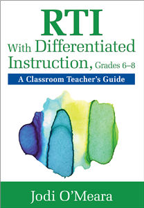 RTI With Differentiated Instruction, Grades 6–8