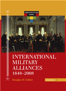 International Military Alliances, 1648-2008