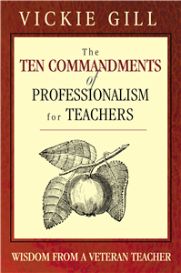 The Ten Commandments of Professionalism for Teachers