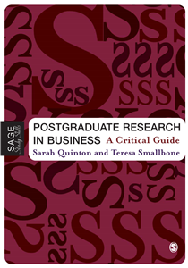 Postgraduate Research in Business