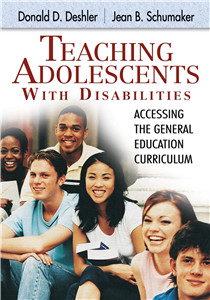 Teaching Adolescents With Disabilities: