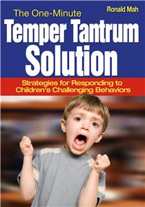 The One-Minute Temper Tantrum Solution