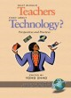 What Should Teachers Know about Technology
