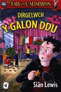 Dirgelwch Y Galon Ddu