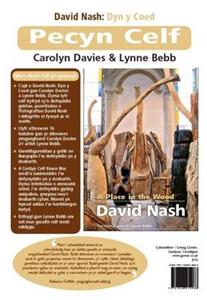 Pecyn Celf David Nash - Dyn Y Coed