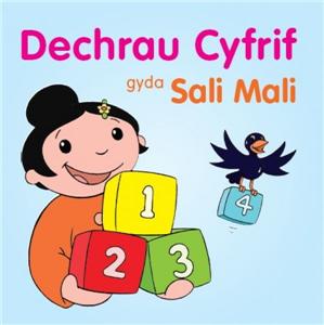 Dechrau Cyfrif Gyda Sali Mali