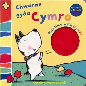 Chwarae Gyda Cymro = Playtime With Cymro