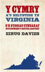 Y Cymry A'u Helyntion Yn Virginia