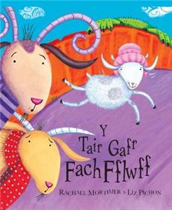 Y Tair Gafr Fach Fflwff
