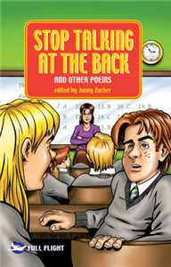 Stop Talking at the Back and Other Poems