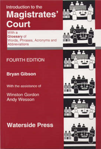 Introduction to the Magistrates Court