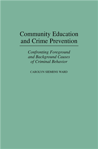 Community Education and Crime Prevention