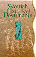 Scottish Historical Documents.