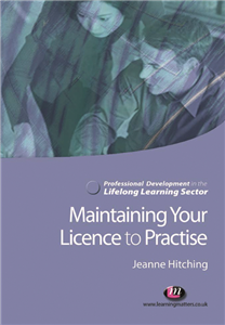 Maintaining Your Licence to Practise
