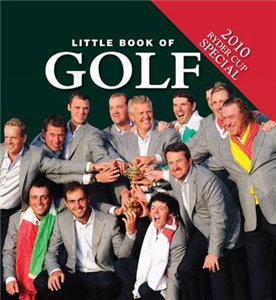 GOLF - LITTLE BOOK OF (RYDER CUP EDITION)