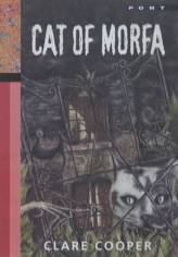 Cat of Morfa